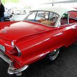 Mit richtigen Heckflossen á la Cadillac - der Auto Union 1000 Sp