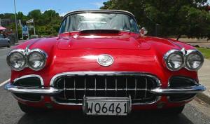 Chevrolet Corvette C 1 - Baujahr 1958