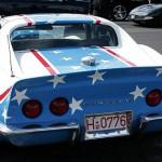 Chevrolet Corvette C 3 - Stingray - in 'Amerika'-Lackierung