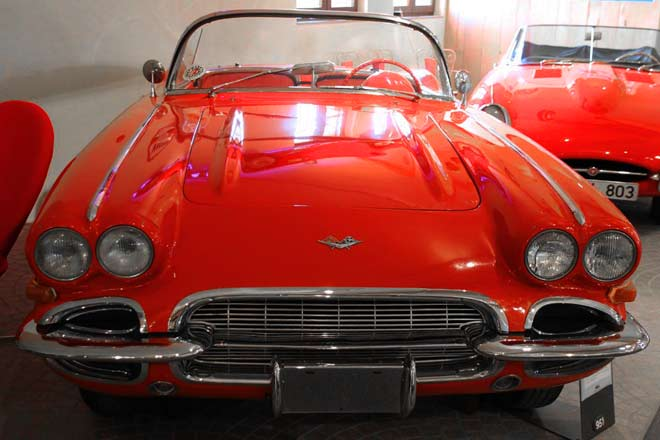 Chevrolet Corvette C 1 - Baujahr 1961