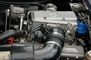 Chevrolet Corvette Motor