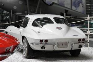 Chevrolet Corvette C 2 Stingray - Split Window Coupé