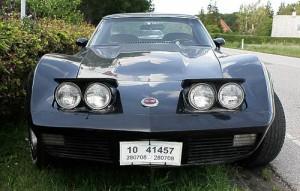 Chevrolet Corvette C 3 - Stingray