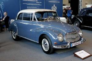 Auto Union 1000 S - auf der Bremen Classic Motorshow 2012
