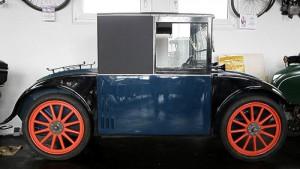 Hannomag 2/10 PS von 1926 ( Kommissbrot )