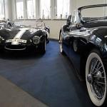 Britische Roadster und Coupés – Kultautos im Automuseum Melle