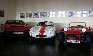 Lotus Parade - Eclat Series 2.0, Elite S II Rennversion, Super Seven