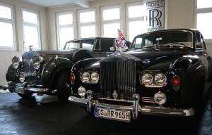 Rolls Royce - die Elite der britischen Automobilbaukunst