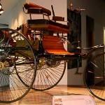 Benz Patent Motorwagen 1886 – Nachbau im Zeithaus der Autostadt