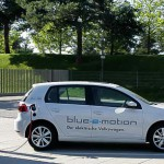 Volkswagen Golf - Blue e-motion