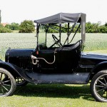 Ford T, liebevoll 'Tin Lizzy' genannt – erstes Fließband-Auto der Welt