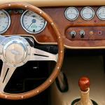 Volant des Morgan Plus 8 – klassisch schön und praktisch