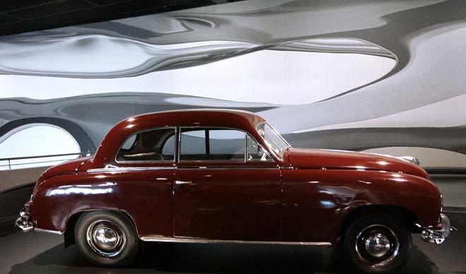 Borgward Hansa 1500 Limousine