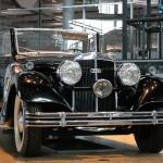 Der Horch 851, Baujahr 1936, mit Gläser-Karrosserie