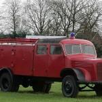 TLF 15 in Omnibusbauform – LF 3500 in Jever – Baujahr 1952