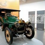 Horch 12/28 PS Phaeton – Baujahr 1911