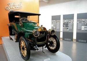 Horch 12/28 PS Phaeton - Baujahr 1911