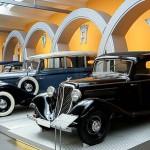 Spitzenmodelle der Auto Union