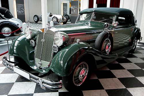 Horch 835 Sportcabriolet von 1938