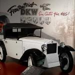 DKW F 1 – erster Frontantriebler in Deutschland von 1931