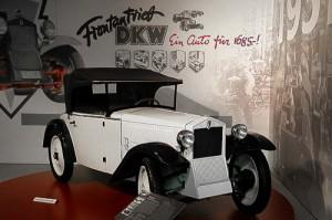 DKW F 1 - erster Frontantriebler in Deutschland von 1931