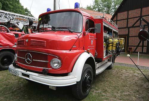 Daimler-Benz LAF 911 B aus dem Jahre 1979