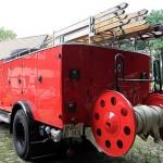 'Emil' LF 25 – Feuerwehr der Vierziger Jahre mit Holzleitern
