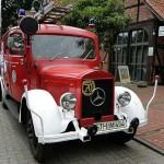 70jähriger Jubilar der Feuerwehr Stadthagen