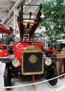 Benz Leiterwagen - Baujahr 1926