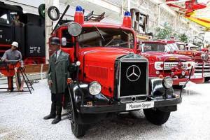 Mercedes-Benz LF 15 - Baujahr 1941