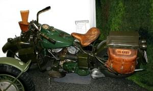 Harley-Davidson WLA 45 - Baujahr 1942