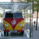 Volkswagen Kastenwagen T 1 – in der Autostadt Wolfsburg