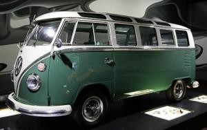 Volkswagen Bus T 1 - Baujahr 1966 'Samba'