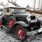 Ford A – zur 10. Eckernförde Classics am Eckernförder Hafen