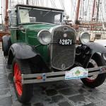 Ford A aus Dänemark bei der Prinz Heinrich Fahrt 2011