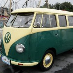 Volkswagen Bus T 1 – bei der 10. Eckernförde Classics 2011