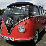 VW-Sambabus – auf der Street Mag Show Hannover 2011