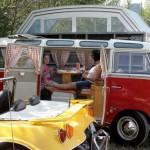 Sambabus in Campingausführung