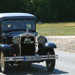 Ford A – Oldtimer bei Rehburg-Loccum in Niedersachsen unterwegs