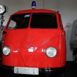 VW Kastenwagen T 1 – Feuerwehr Einsatzfahrzeug 1951