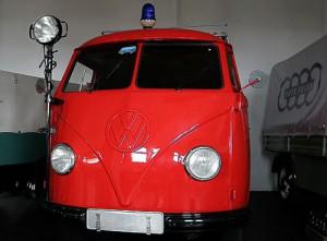 Volkswagen Kastenwagen T 1 - Feuerwehr Einsatzfahrzeug von 1951