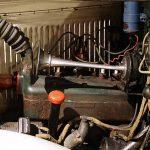 Ford Model A – der Motor