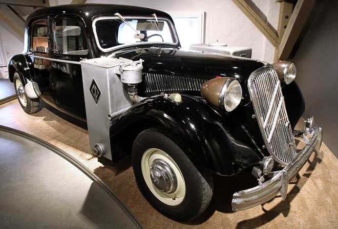 Citroën Traction Avant 15 CV