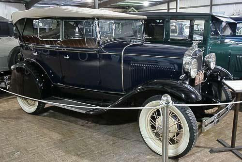 Ford A Phaeton