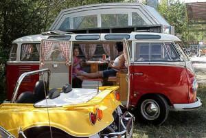 Volkswagen Sambabus - Campingausführung