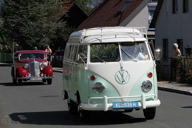 Volkswagen-Campingbus