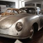 Gmünder Alu-Porsche 356