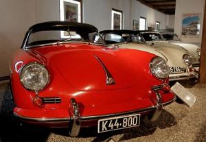 Porsche 356 B Roadster T 6 - Baujahr 1962