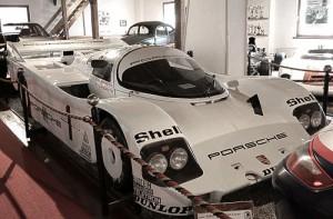 Porsche 962 Imsa Coupé - Baujahr 1984