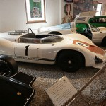 Porsche 910/S Bergspyder – Baujahr 1967